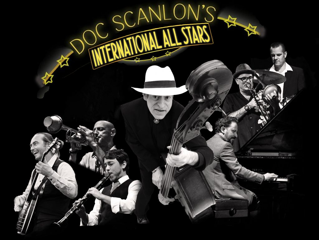 Doc Scanlon's International All Stars